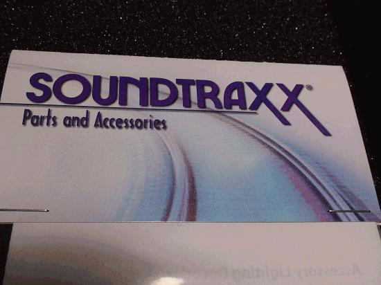 SOUNDTRAXX PN 810137 LONG CABOOSE LIGHTING KIT ACCESSORY DECODER